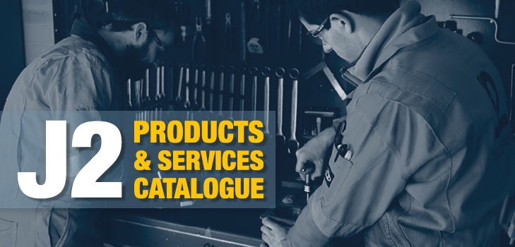 Products & Services Catalogue